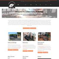 London Gates and Railings Ltd