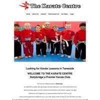 The Karate Centre logo