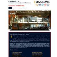 K. Maksons Ltd