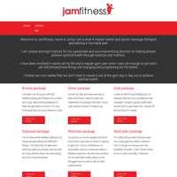 JAM Fitness logo