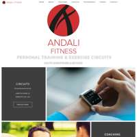Andali Fitness logo