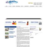 Bluebell cleaning company limited logo