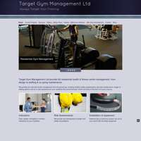 Target Gym Management Ltd logo