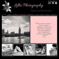 Lillie  photography logo