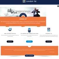 London 1st logo
