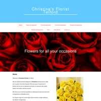 Christines Florist logo