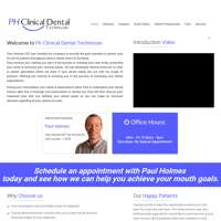 Ph Clinical dental technician services logo