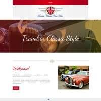 British Classic  Car Hire logo