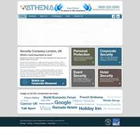 Athena Security Solutions logo