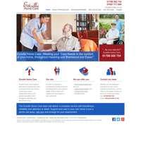 Excelle Home Care logo