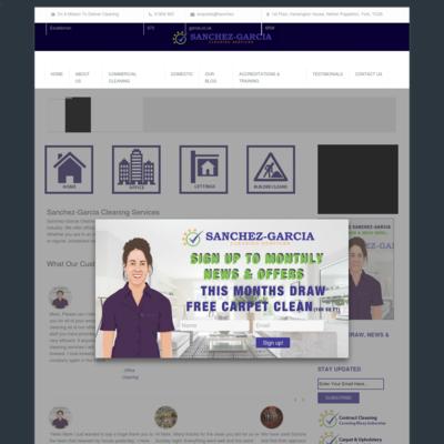 Sanchez-Garcia Cleaning Services Ltd