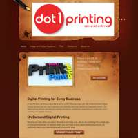 Dot1 Print Ltd logo