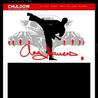 Chuldow Martial Arts Family Academy logo