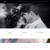 Singularis Photography logo