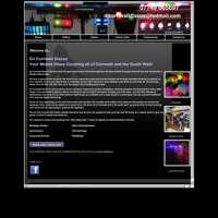 DJ Cornwall discos  logo