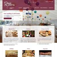 Claret Catering logo
