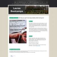 Laura's Bootcamps logo