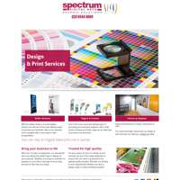 Spectrum Digital  logo