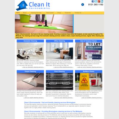 Clean It Environmental