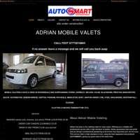 Adrian mobile valets logo