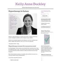 Kelly Anne Buckley Hypnotherapy logo