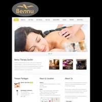 The Bennu Therapy Garden  logo