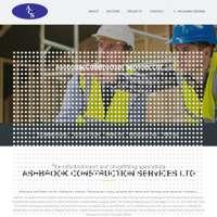 Ashbrook Construction services ltd logo