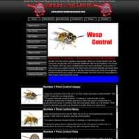 Number 1 pest control logo