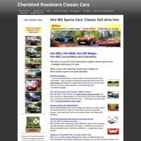 Cherished Roadsters logo