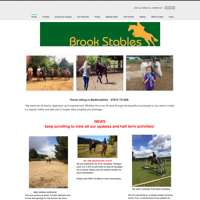 Brook Stables logo