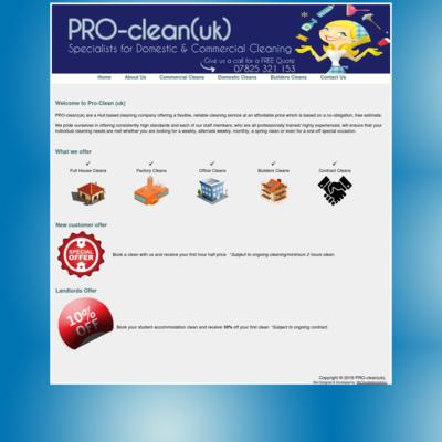 PRO-clean(uk)