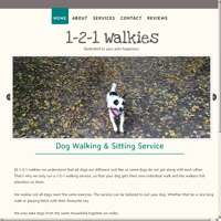 1-2-1 walkies logo