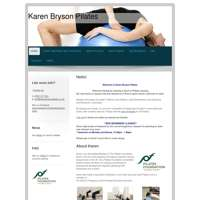 Karen Bryson Pilates logo