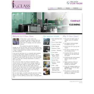 A Class Clean Ltd