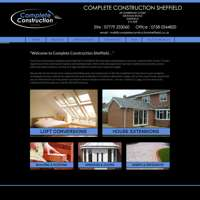 Complete Construction Sheffield logo