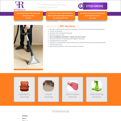 RFI Services