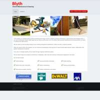 Blyth General Maintenance and Cleaning logo