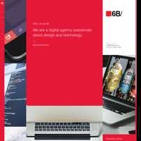 6B Digital logo