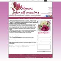 Flowers for all occasions logo