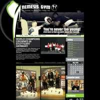 Nemesis Gym logo