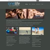 Onelife fitness logo