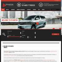Oto Motor Imports logo
