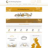 The Wedding Ring Store logo