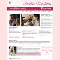 Sophia weddings  logo