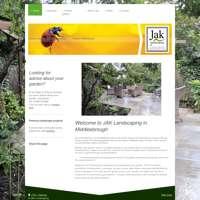 Jak landscaping