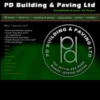 P D Building & Paving Ltd logo