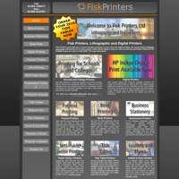 Fisk Printers Ltd logo