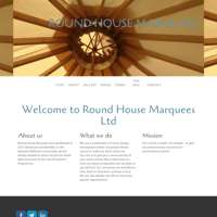 Roundhouse Marquees logo