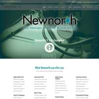 Newnorth Print Ltd logo