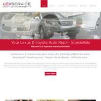 Lexus & Toyota Auto Repair Specialists logo